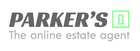 Parkers The Online Estate Agent logo