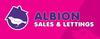 Albion Sales & Lettings logo