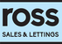 Ross Sales & Lettings logo