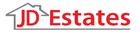 JD ESTATES logo