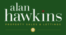 Alan Hawkins Estate Agents logo