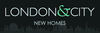 London & City New Homes logo