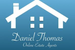Daniel Thomas Estate Agents logo