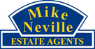 Mike Neville Estate Agents Logo