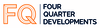 Four Quarter Developments - Long Street Cerne Abbas logo