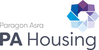 PA Housing - Trinity Walk logo