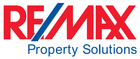 RE/MAX Property Solutions logo