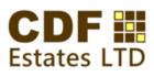 CDF Estates logo