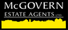 McGovern Estate Agents logo