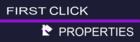 First Click Properties Logo