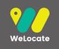 WeLocate logo