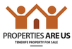 Properties Are Us logo