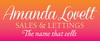 Amanda Lovett Sales + Lettings (Amanda Lovett Ltd T/A) logo