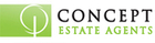 Concept Estate Agents logo