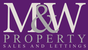Marketed by M & W Residential Sales & Lettings