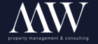 MW Property Management & Consulting logo