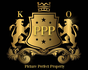 K.O. Picture Perfect Property Logo