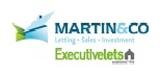 Martin & Co Executive Lets, Plymouth. Logo