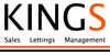 Kings Estate Agents logo