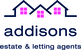 Addisons Estate and Letting Agent Limited logo