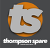 Thompson Spare logo