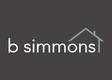 B Simmons Logo