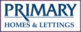 Primary Homes & Lettings Logo