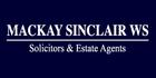 Mackay Sinclair WS, EH7