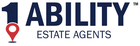 1 Ability Estate Agents logo