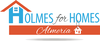 Holmes for Homes Almeria logo