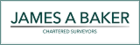 James A Baker logo