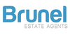 Brunel Estate Agents logo