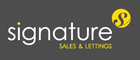 Signature Sales & Lettings logo