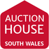 Auction House South Wales logo