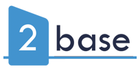 2Base Estate Agency logo