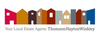 THW Estate Agents logo
