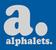 Alphalets logo