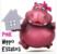 Pink Hippo Estates logo
