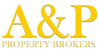 A&P Property Brokers logo