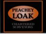 Peachey Loak Chartered Surveyors logo