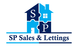 SP Sales and Lettings logo