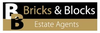 Bricks & Blocks Estate Agents logo