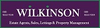 Wilkinson Estate Agents