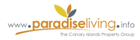Paradise Living - Gran Canaria logo