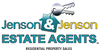 Jenson & Jenson Estate Agents logo