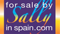For Sale by Sally in Spain logo