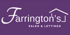 Farringtons Sales and Lettings logo