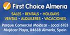 First Choice Almeria logo