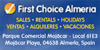 First Choice Almeria logo