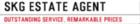 SKG Estate Agent logo